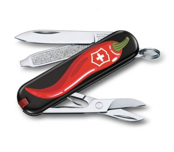 Victorinox Classic Limited 2019 - Chili Peppers 0.6223.L1904