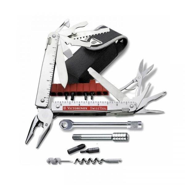 Victorinox Swiss Tool X Plus Ratchet 3.0339.N