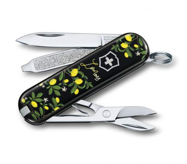 Victorinox Classic Limited 2019 - When Life Gives You Lemons 0.6223.L1905