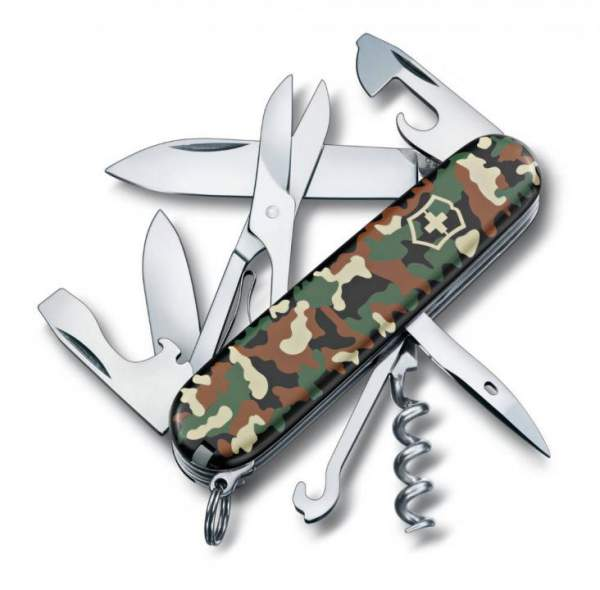 Victorinox Climber Camouflage 1.3703.94