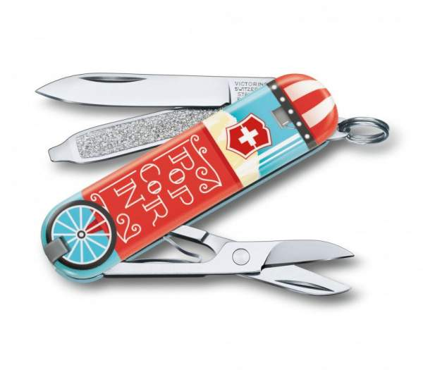 Victorinox Classic Limited 2019 - Let It Pop! 0.6223.L1910