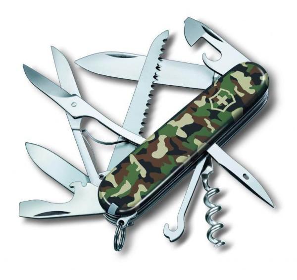 Victorinox Huntsman (camouflage) 1.3713.94