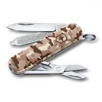 Victorinox Classic SD (Dessert camouflage) beige / braun 0.6223.941